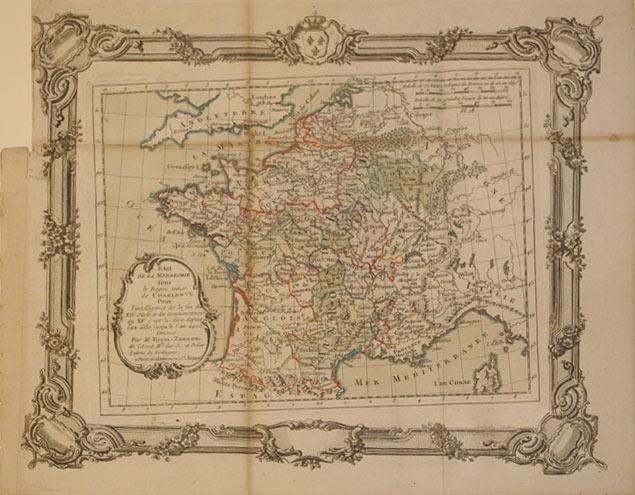 Etat de la Monarchie sous le Regne entier de Charles VI. Pour l'intelligence de la fin du XIV ...