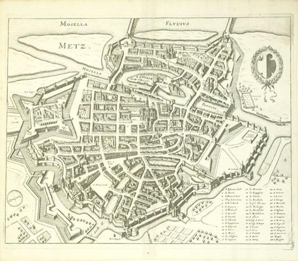 Metz (France): Casper Meriaen