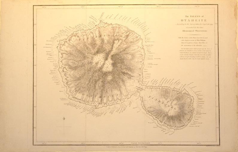 Nuove Scoperte Fatte nel 1765. 67. e. 69 nel Mare Del Sud (South Pacific/New Zealand): Antonio...