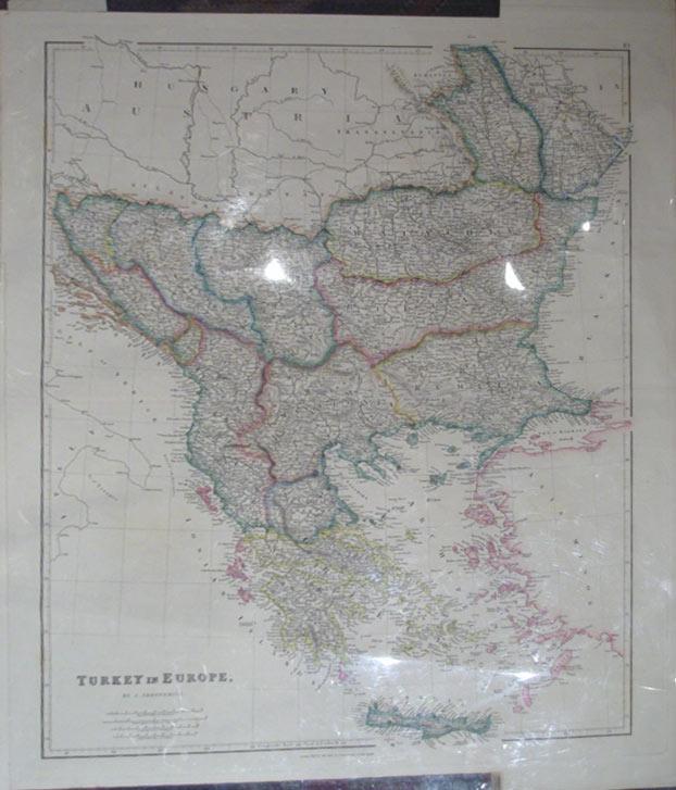 Turkey in Europe (Eastern Europe/Balkan States): John Arrowsmith