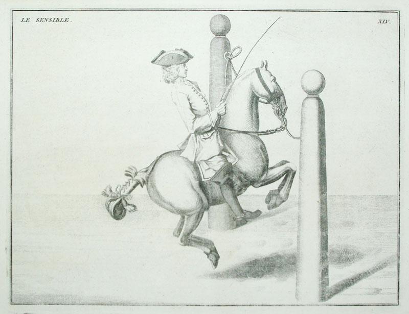 Plate XLV - Le Sensible: Abraham van Diepenbeeck