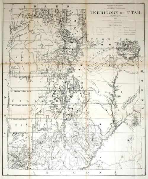Territory of Utah: Charles Roeser