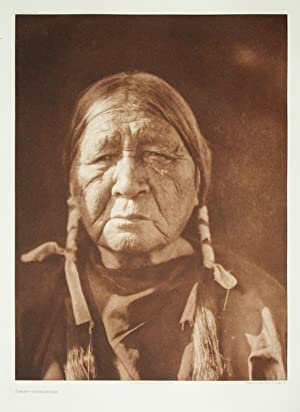 Uwat ¿ Comanche Pl. 684 from The North American Indian. Portfolio XIX: Edward S. Curtis (...