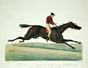 Iroquois: By Imp. Leamington, Dam Maggie B.B. by Australian: Currier & Ives