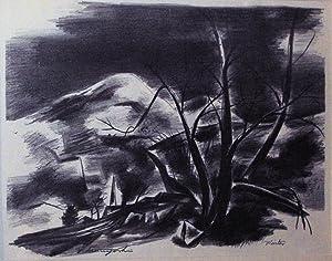 Winter: Yasuo Kuniyoshi