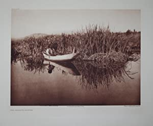 The Klamath Hunter, Plate 458 from The North American Indian. Portfolio XIII: Edward S. Curtis (...