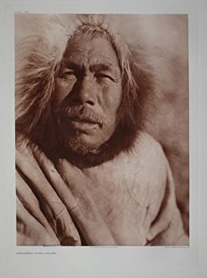 Qunaninru - King Island, Plate 703 from The North American Indian. Portfolio XX: Edward S. Curtis (...