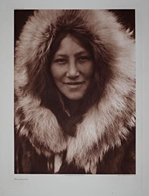 Ola - Noatak, Pl. 716 from The North American Indian. Portfolio XX: Edward S. Curtis (1868-1952)
