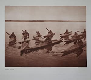 Noatak - Kaiaks, Pl. 718 from The North American Indian. Portfolio XX: Edward S. Curtis (1868-1952)