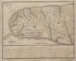 A Plan of Charles Town from a Survey of Edwd. Crisp in 1704: Edward Crisp