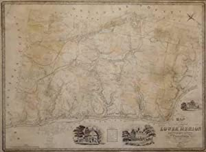 Map of the Township of Lower Merion: John Levering