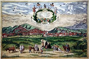 Granada: Georg Braun & Frans Hogenberg