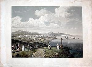 Barcelonne (Barcelona): Ambroise-Louis Garneray (1783-1857)