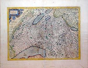 Das Wiflispur Gergov (Avenches/lower Switzerland): Mercator-Hondius