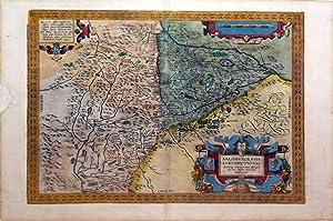 Salisburgensis Iurisdictionis, locorumq vicinorum vera descriptio Auctore Marco Secznagel ...