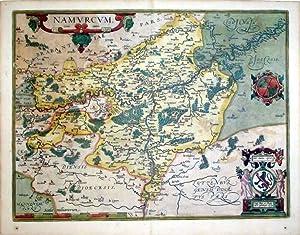 Namurcum (Namur): Abraham Ortelius