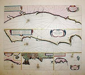Chart 23. De Zee Atlas, ofte Water-Weereld: Pieter Goos