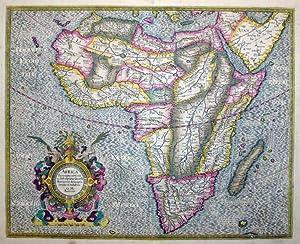 Africa: Gerard Mercator