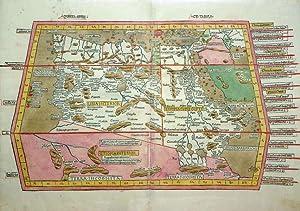 Quarta Affrice Tabula: Claudius Ptolemy
