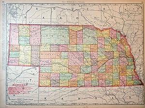 Rand, McNally & Co.'s Nebraska: Rand, McNally & Co.