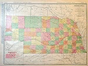 Nebraska: Rand, McNally & Co.
