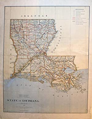 State of Louisiana: C. Roeser