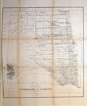 Territory of Dakota: C. Roeser