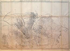 Parts of Western Wyoming and Southeastern Idaho: Julius Bien