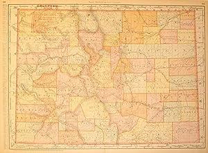 Rand, McNally & Co.'s Colorado: Rand, McNally