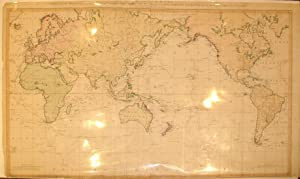 General Chart Exhibiting the Discoveries made by Captn. James Cook in this and his preceediing ...