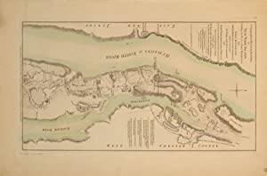 A Topographical Map of the Northn. Part of New York Island Exhibiting the Plan of Fort Washington, ...