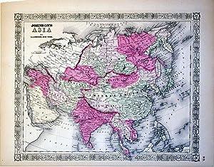 Johnson's Asia: A. J. Johnson