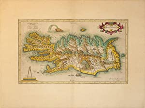 Islandia (Iceland): Mercator
