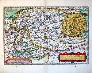 Ungariae Loca Praecipua Recens Emendata Atque Edita, Per Ioannem Sambucum Pannonium, Imp. Ms. ...