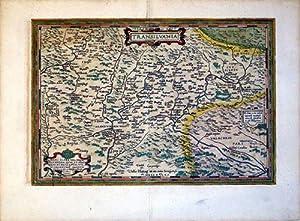 Transilvania (Transylvania/Hungary/Romania): Abraham Ortelius