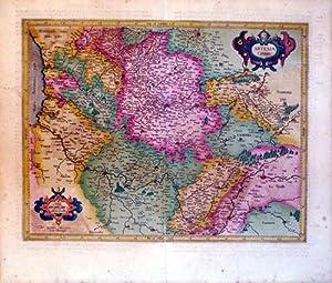 Artesia Comit (Artois/France): Mercator-Hondius
