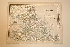 England and Wales (Northern England): Rand, McNally