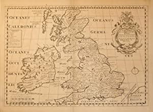A New Map of the Brittish Isles. Shewing their Antient People, Cities, and Towns of Note, in the ...