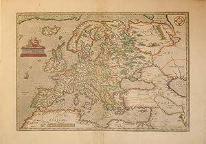 Europae: Abraham Ortelius