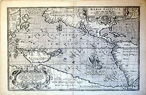 Maris Pacifici, (quod vulgo Mar del Zur) cum regionibus circumiacentibus, insulisque in eodem ...