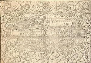 Sebastian Munster's World Map: Sebastian Munster