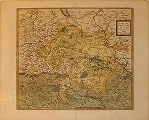 Mansfeldiae Comitatus Descripto. auctore Tilemanno Stella Sig. (Germany/Mansfeld): Abraham ...