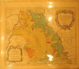 Le Duche de Iuliers, L'Abbaye de St. Cornelis Munster, La Baronne de Wickrad, et la Ville ...
