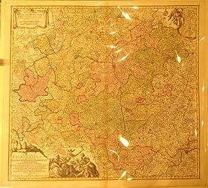 Circulus Franconicus in quo continentur Episcopat, Wurtzburgens, Bambergensis, et Aichstadiensis. (...
