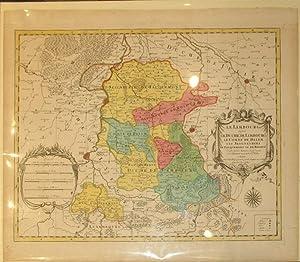 Le Limbourg, ou sont Le Duche de Limbourg Le Comter de Dalem, Les Seigneuries de Fauquemont et de ...