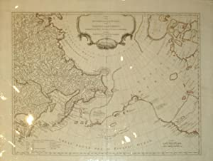 A Map of the Discoveries made by the Russians on the North West Coast of America. Published by the ...
