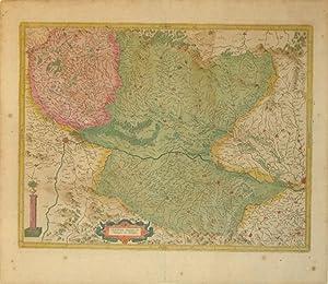 Alsatia superior cu Suntgoia & Brisgoia (France/Alsace): Mercator