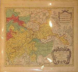 Partie Orientale Du Temporel de l'Archevesche et Eslectorat de Treves (France/Treves): H....