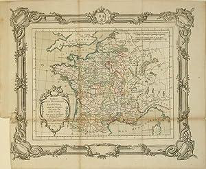 Tableau de la Monarchie Francoise sous les Regnes de Louis VIII et de St. Louis Pour servir a l&#...