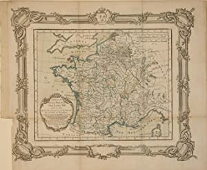 Tableau de la France sous Louis XIII, c'est-a-dire depuis 1610, jusqu'a la fin du ...